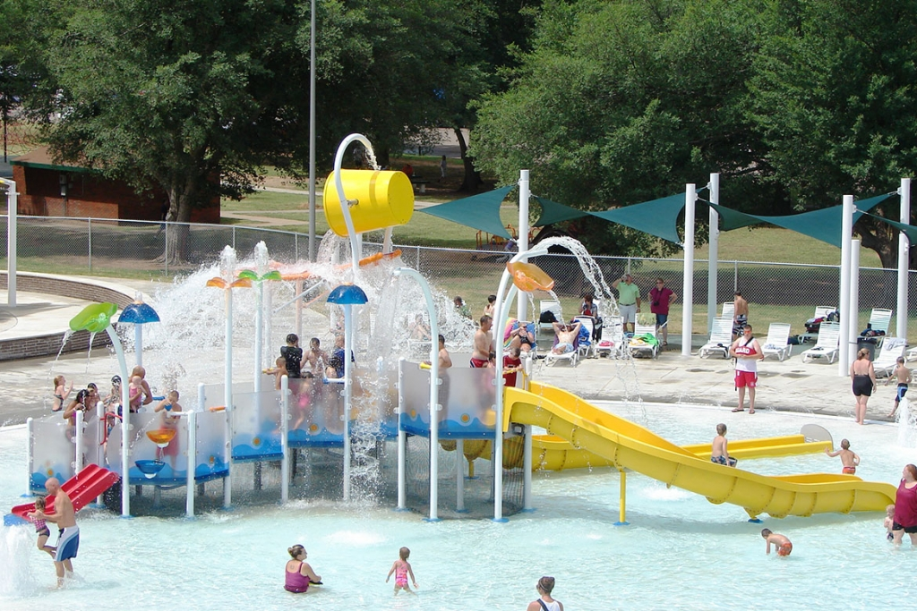 Crystal Beach Aquatic Center