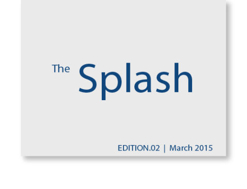 The Splash March 2015