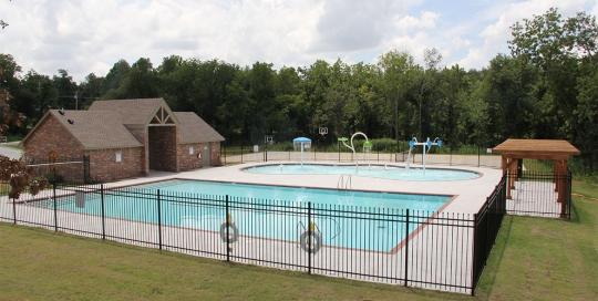 Asheville Neighborhood Pool