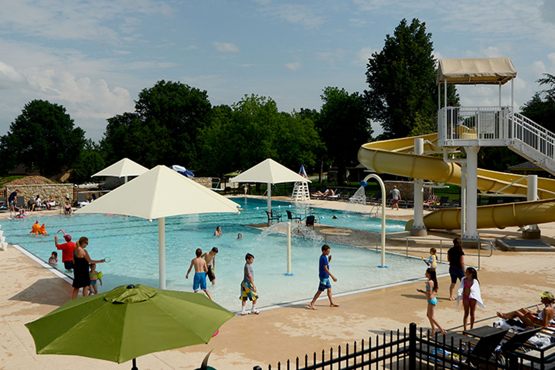 Cedar Ridge Pool Power Play