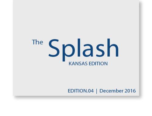 The Splash December 2016 KS