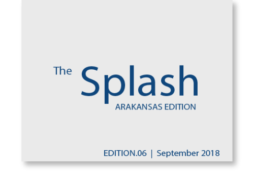 The Splash September 2018 AR