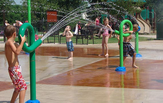 collinsville city park