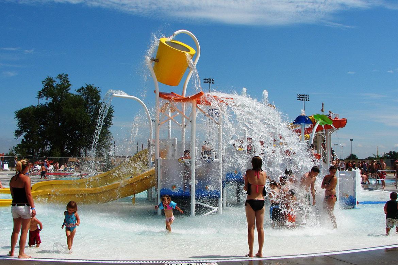 Crystal Beach Aquatic Center