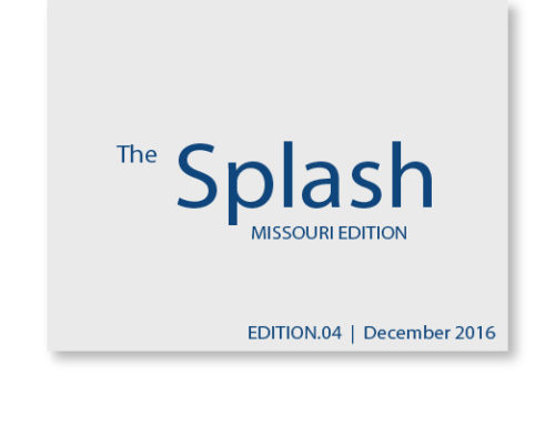 The Splash December 2016 MO