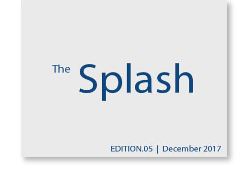 The Splash December 2017