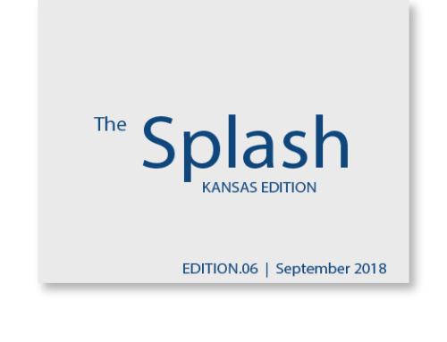 The Splash September 2018 KS